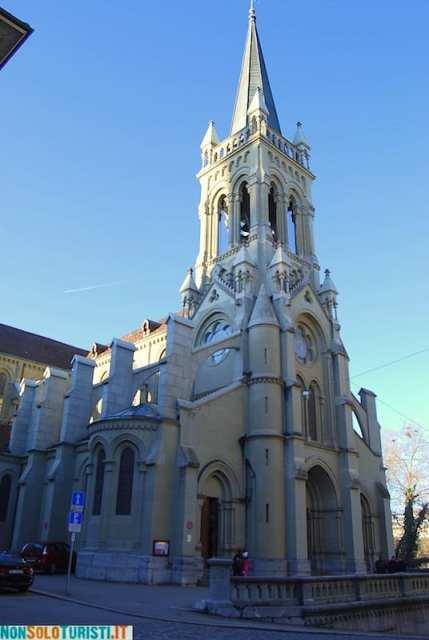 Chiesa dei Santi Pietro e Paolo - Berna, Svizzera