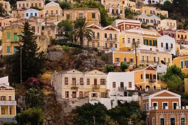 Simi, Grecia
