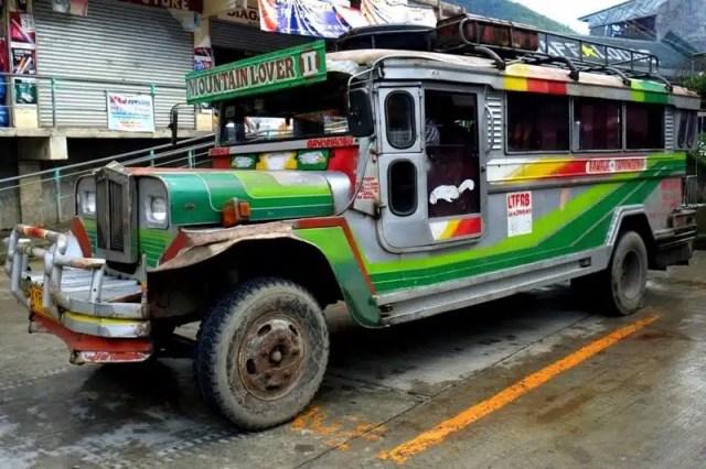 Jeepny - Filippine
