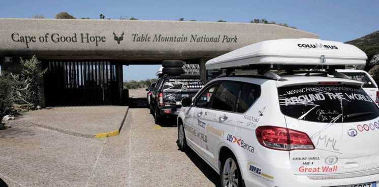 7MML Around the World 2014-2015 - Capo di Buona Speranza, Sudafrica