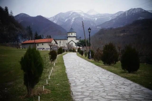 Monastero Morača, Montenegro