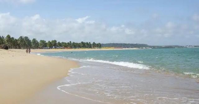 Praia do Gunga - Brasile