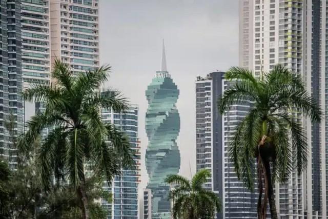 Panama moderna