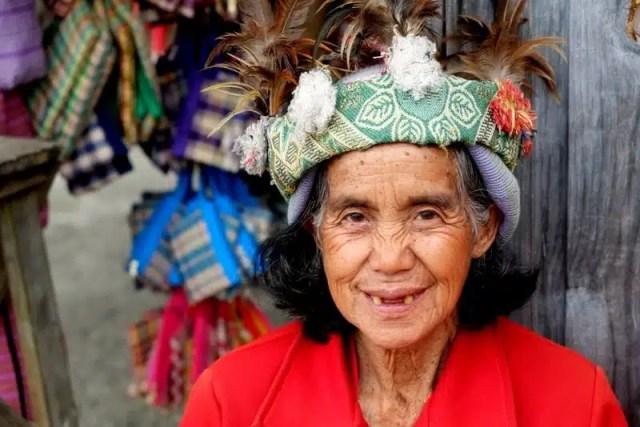 Abito tipico Ifugao - Filippine