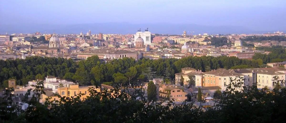 Imperdibili visioni: le terrazze panoramiche di Roma