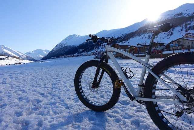 Fat Bike Livigno