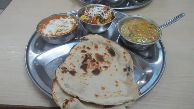 Chapati - Nuova Delhi, India