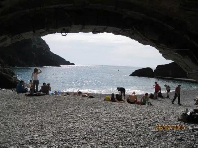 Un'escursione da Camogli a Santa Margherita Ligure