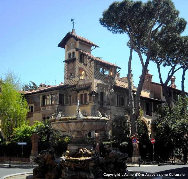 Coppedè, Roma - Villino delle Fate