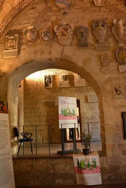 Volterragusto nel Palazzo dei Priori