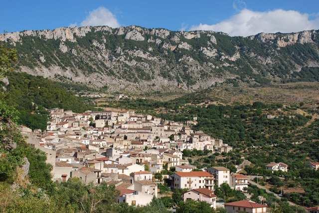 Civita, Calabria