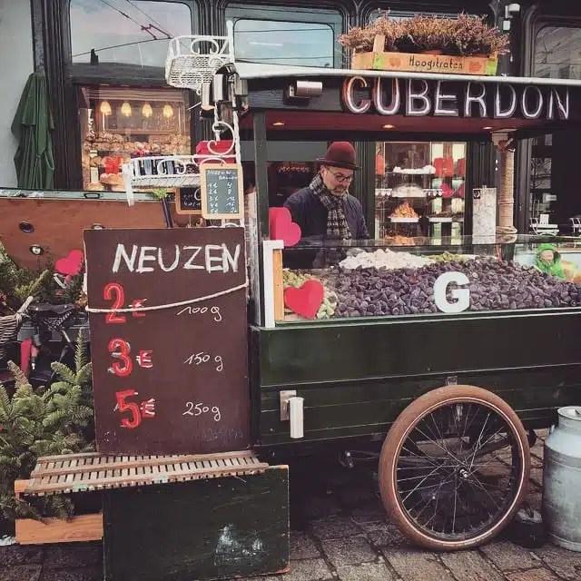 Cuberdons - Gent, Belgio