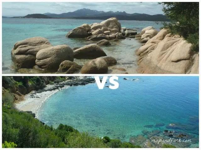 Spiagge di Capriccioli e Masua - Sardegna, Italia