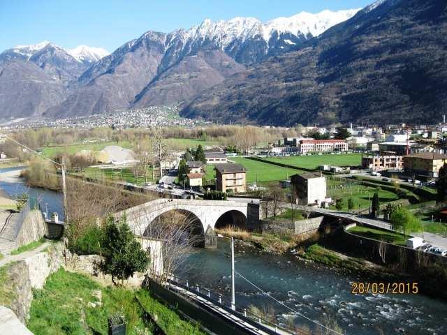 Morbegno, Valtellina, Italia