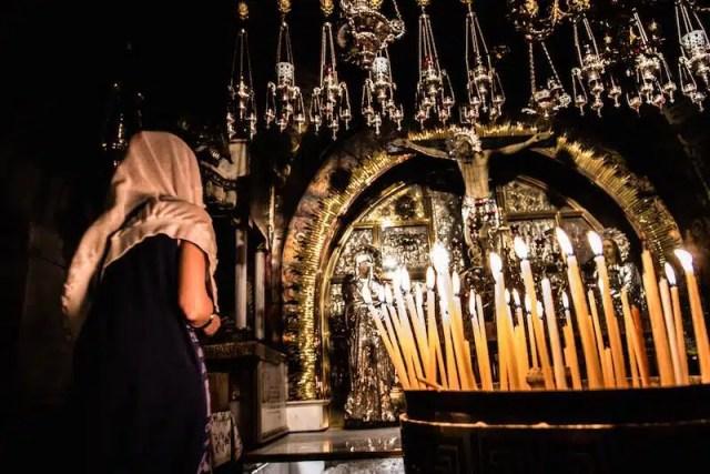 Basilica del Santo Sepolcro - Gerusalemme, Israele