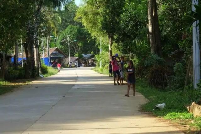Sabang, Filippine