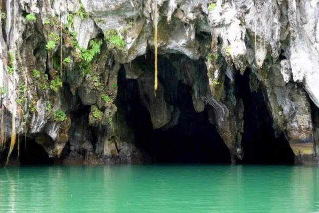 Fiume sotterraneo - Filippine