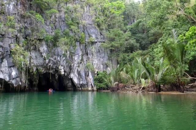 Parco Nazionale del Fiume Sotterraneo di Puerto Princesa - Filippine