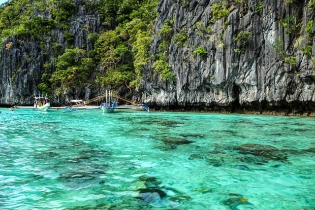 Big Lagoon - Bacuit, Filippine