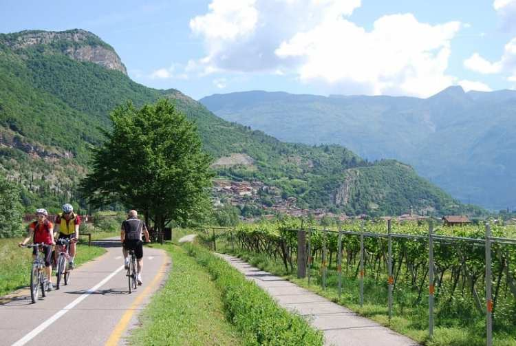 Cicloturismo - Rovereto e Vallagarina in bici