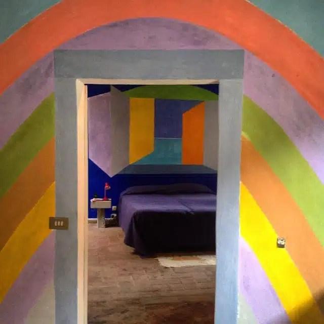 Casa Dipinta - Todi, Umbria