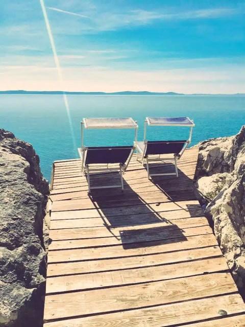 Il mare della Croazia