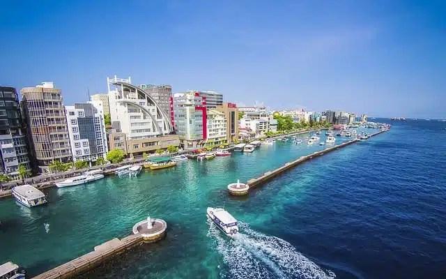 Malé, Maldive