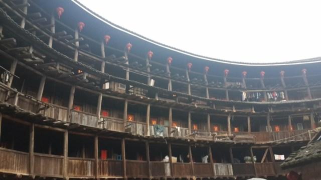 Palazzo Tulou - Cina