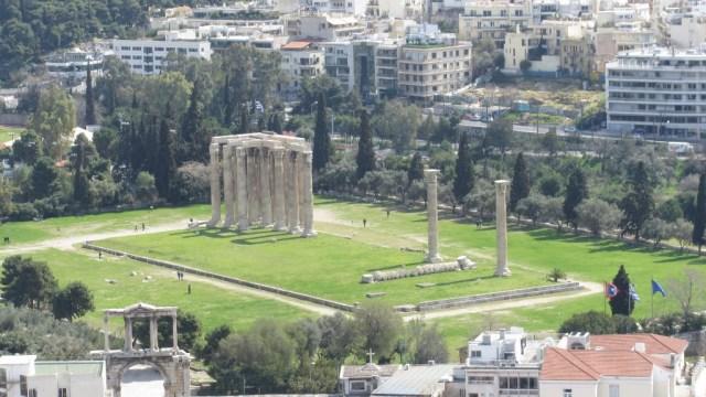 Agorà - Atene, Grecia