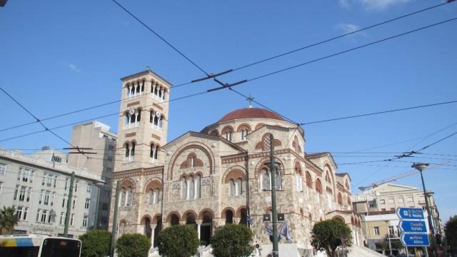 Chiesa Ortodossa del Pireo - Atene, Grecia