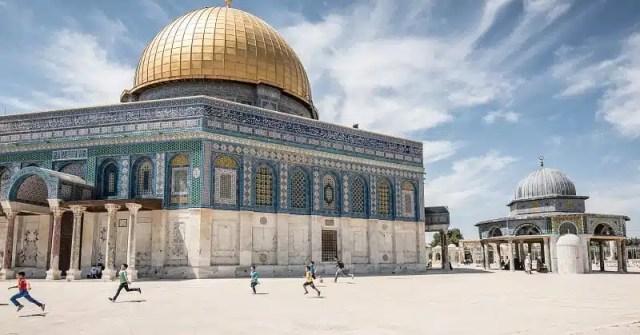 Cupola della Roccia - Gerusalemme, Israele