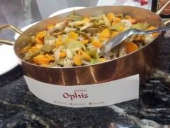 Consorzio Vini Piceni a Expo 2015 ristorante Ophis