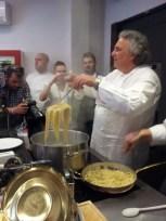 Consorzio Vini Piceni a Expo 2015 Chef Aurelio Damiani
