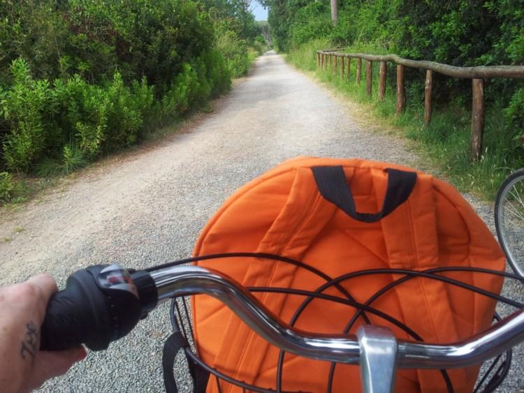 In bici - Argentaro