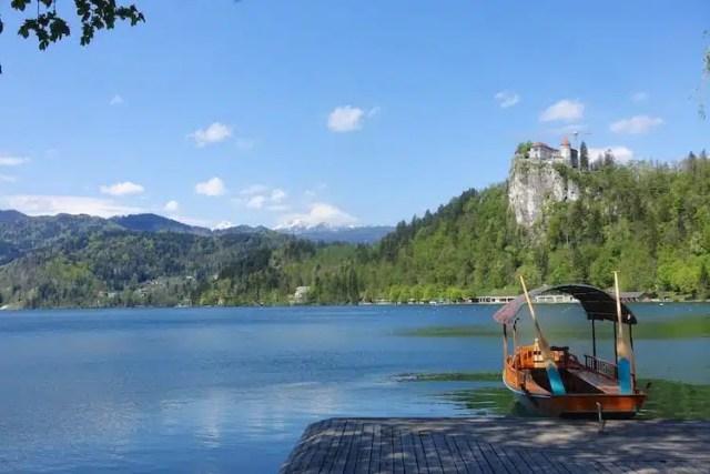 Lago Bled, Slovenia