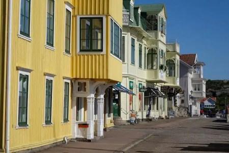 Marstrand, Svezia Ovest