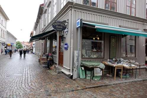 Haga - Göteborg, Svezia