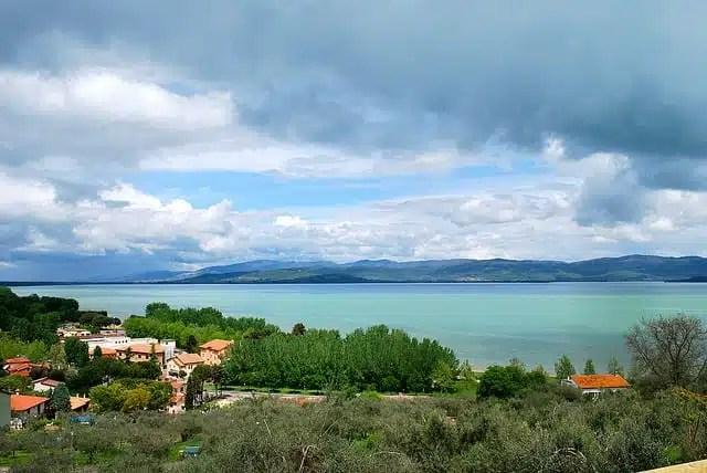 Castiglione del Lago - Lago Trasimeno, Umbria