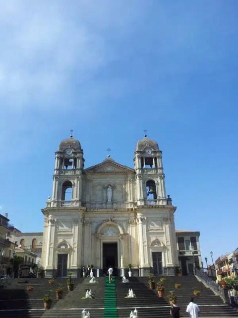 Parrocchia di Santa Maria della Provvidenza - Zafferana Etnea, Sicilia, Italia