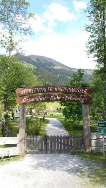 Kneippwasser - Tirolo, Austria