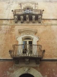 Palazzo Bertini Ragusa Ibla