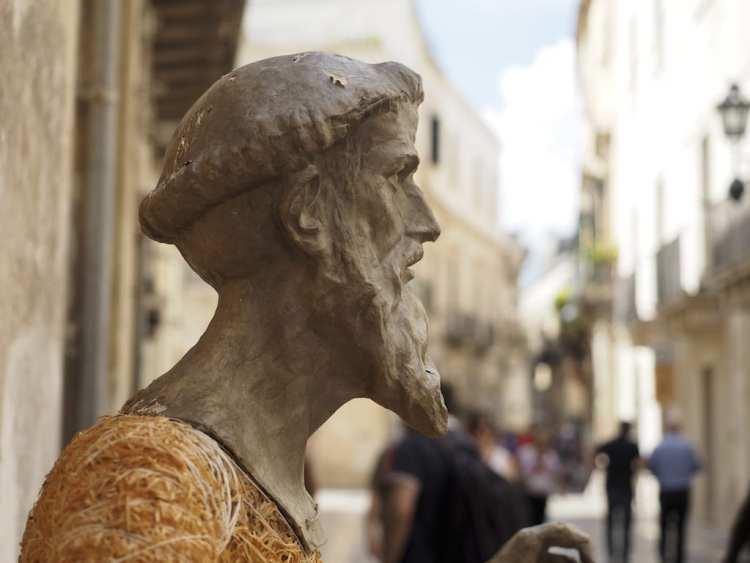 Cartapesta leccese - Lecce, Puglia