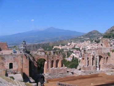 Taormina, Sicilia - Teatro Greco