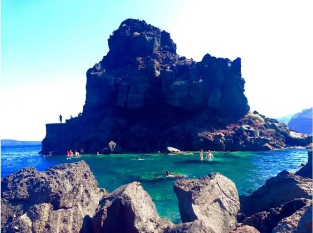 Ammoudi - Santorini, Grecia