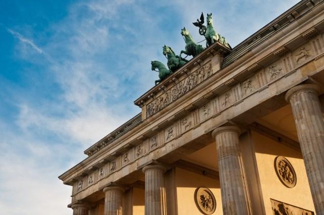 Berlino - Porta di Brandeburgo (foto di Raffaele Nicolussi)