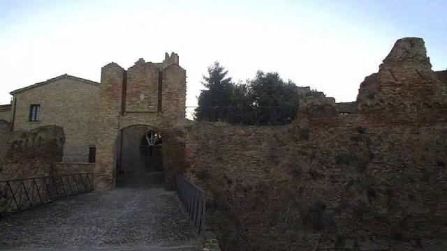 Castello di Coriano - Emiglia Romagna