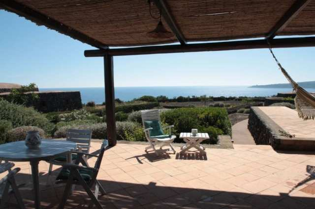 I Jardina di Pantelleria, Dammusi