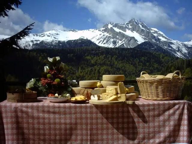 Festa del Formaggio salato e di malga - Lateis, Friuli Venezia Giulia