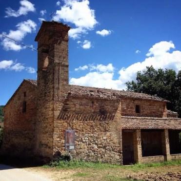 Santa Maria Piè D'Agello - Montefortino, Marche