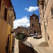 Montefortino, Marche